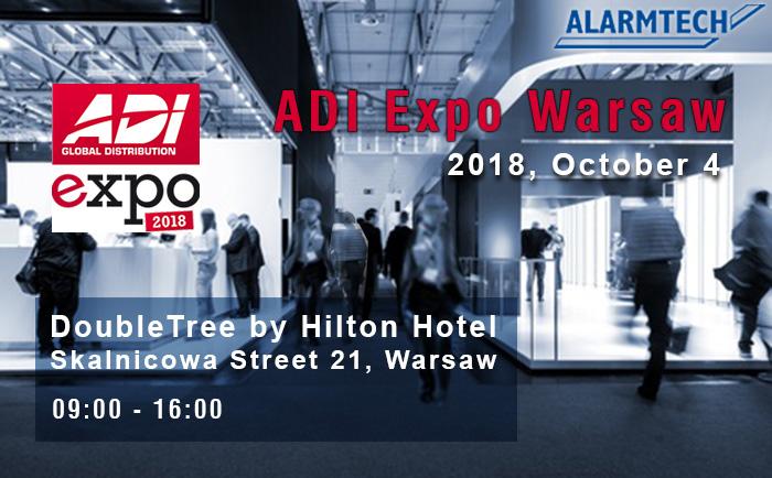 ADI EXPO WARSAW 2018