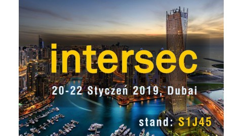 Targi INTERSEC w Dubaju, 20-22 Styczeń 2019
